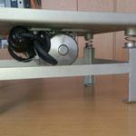 Vibrační stolek Webac KONDI